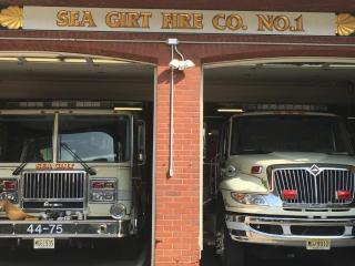 Sea Girt Fire Station