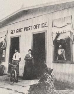 Old Sea Girt Post Office